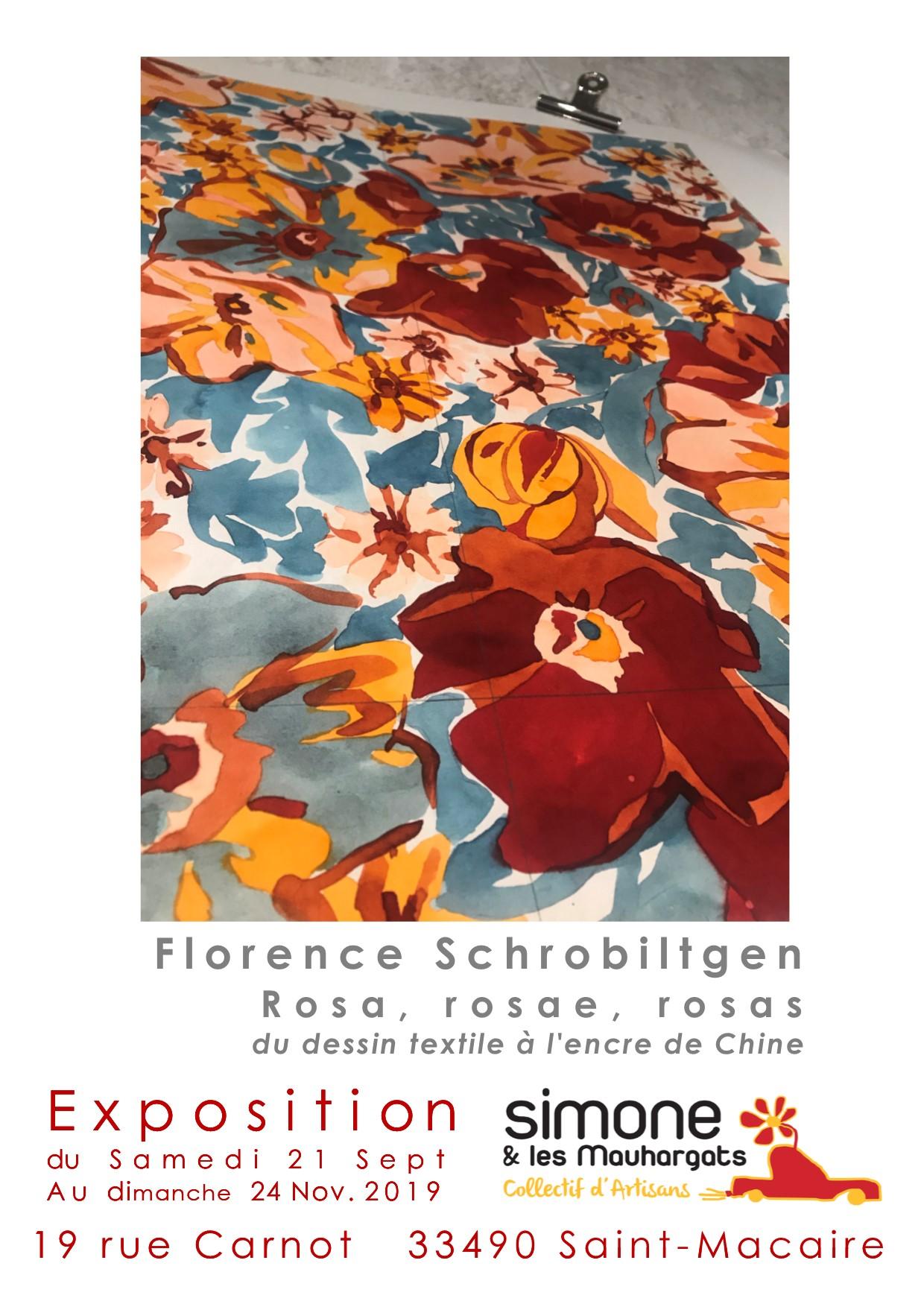 Exposition Florence Schrobiltgen